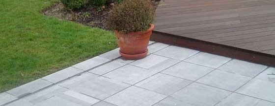 Tegels natuursteen van meeuwen for Carrelage exterieur belgique